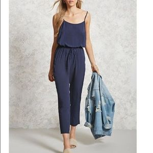 NWT! Forever 21 jumpsuit!
